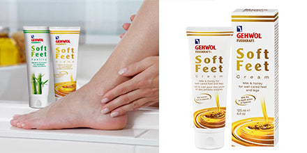 Why is Gehwol Soft Feet Cream a Star Foot Care Product?