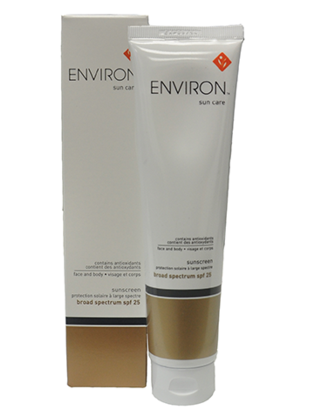 Environ Sunscreen