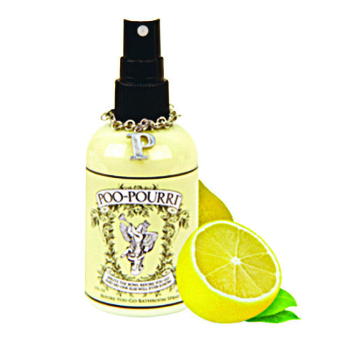 PooPourri Preventive Bathroom Odor Spray Original - Bathroom odor spray