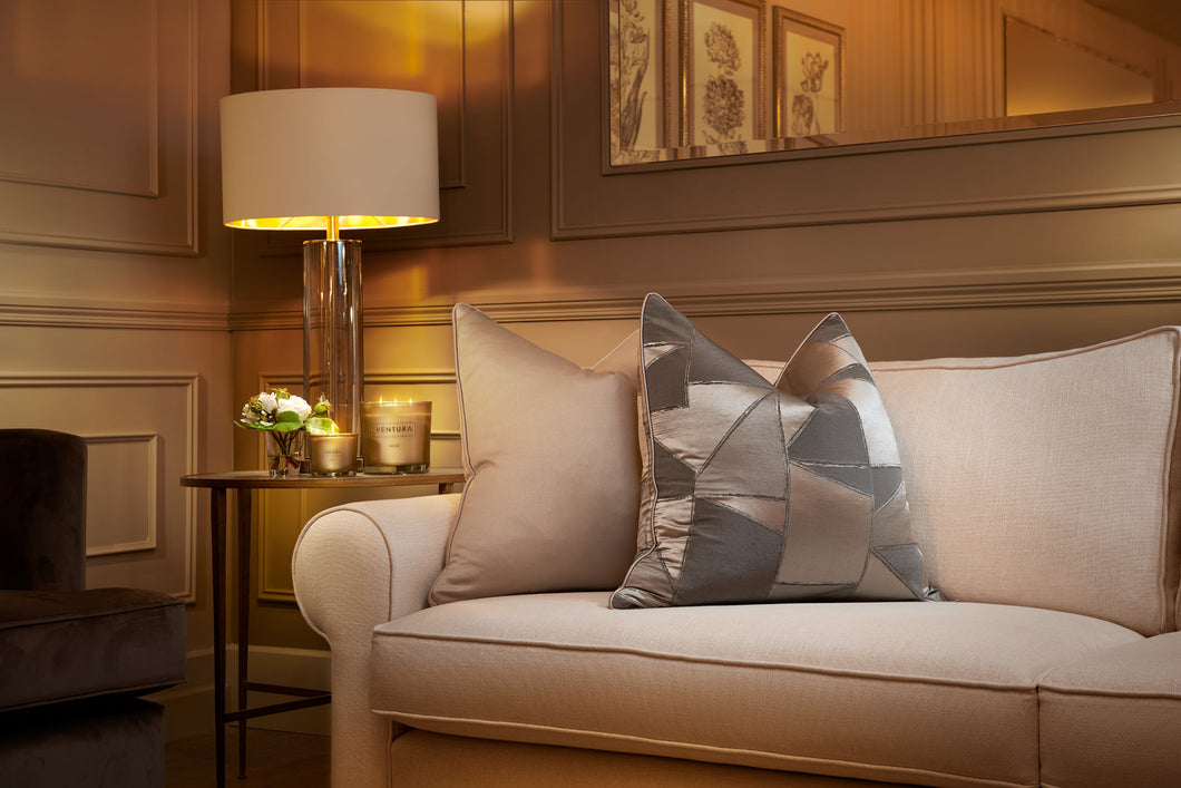Cushion Taupe Option 1