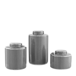 Set of 3 Jars