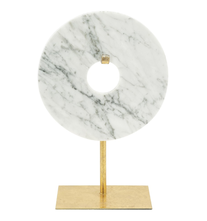 Disk marble