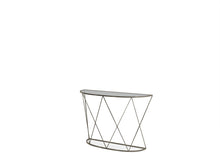 Load image into Gallery viewer, Chelsea Halfmoon Console table A 120 x 40cm