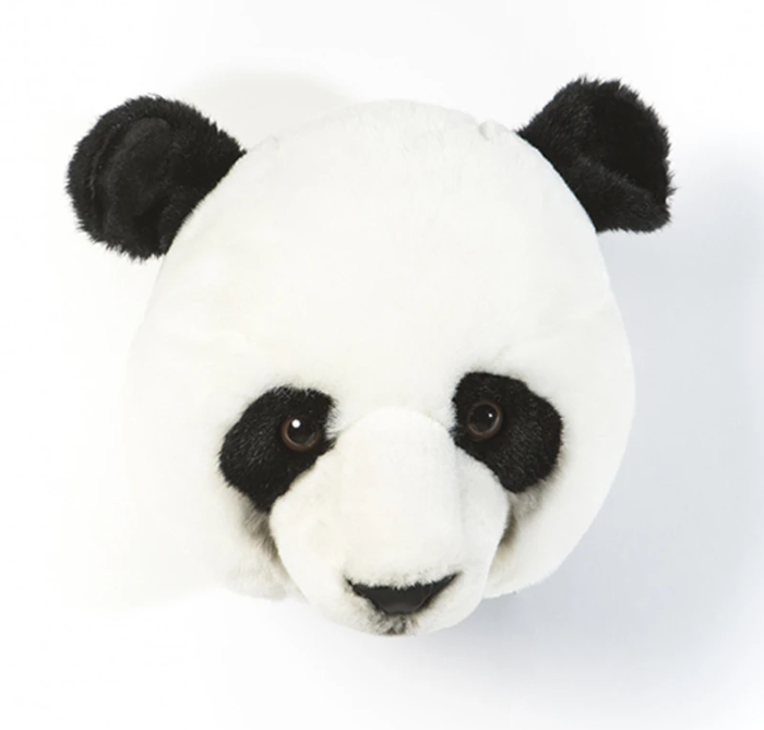 Wall toy - The panda