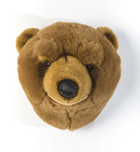 Wall toy - The brown bear