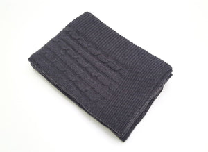 Treccia Cashmere/Wool Throw
