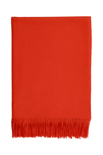 Load image into Gallery viewer, Plain cashmere throw