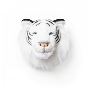 Albert White Tiger Head