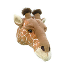 Load image into Gallery viewer, Animal Head Ruby Giraffe