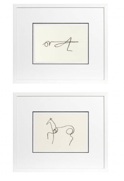 Pablo Picasso Set of 2