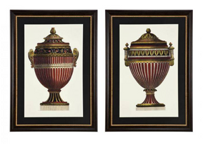 Empire Urns Set of 2