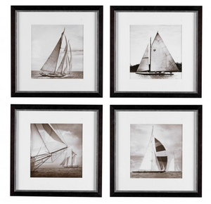 Michael Kahn Boat Set of 4