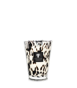 Candle Black Pearls