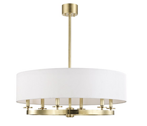 Pendant light 6530-AGB-CE