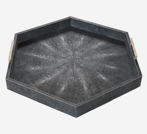 Octogonal Decorative Tray