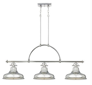 Emery 3 pendant light