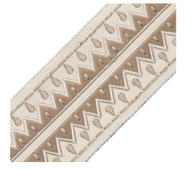 Sand Trim - Uxmal Appliqué Border
