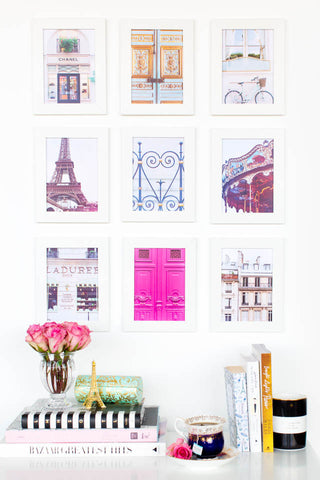 PARIS PRINT PACK | 5x7