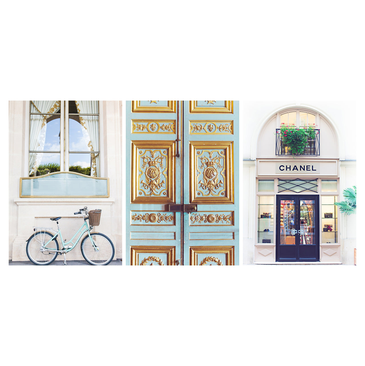 PARIS TRIO | Gallery Wall Bundle