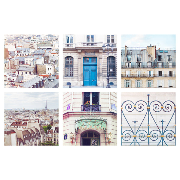 PARIS SQUARE | Gallery Wall Bundle