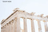 Annawithlove Shop, Greece Print, Decor, Photography print, The Parthenon the most famous, iconic and recognizable temple that is synonymous with Greece.  The ancient temple was dedicated to Athena who was the Goddess of wisdom and war.