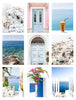 GREECE PRINT PACK PASTEL | 5x7