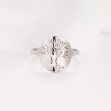 Charger l'image dans la galerie, Yggdrasil Tree of Life Ring