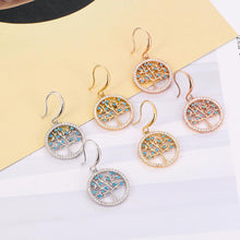 Charger l'image dans la galerie, Creiddylad Tree of Life Earring