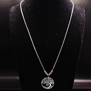 Ancient Egypt Tree of Life Necklace