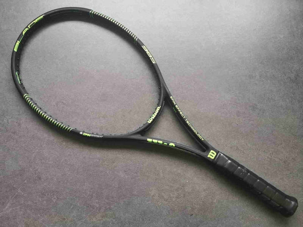 Wilson Pro Stock Blade 98 Black/Green (18X17)