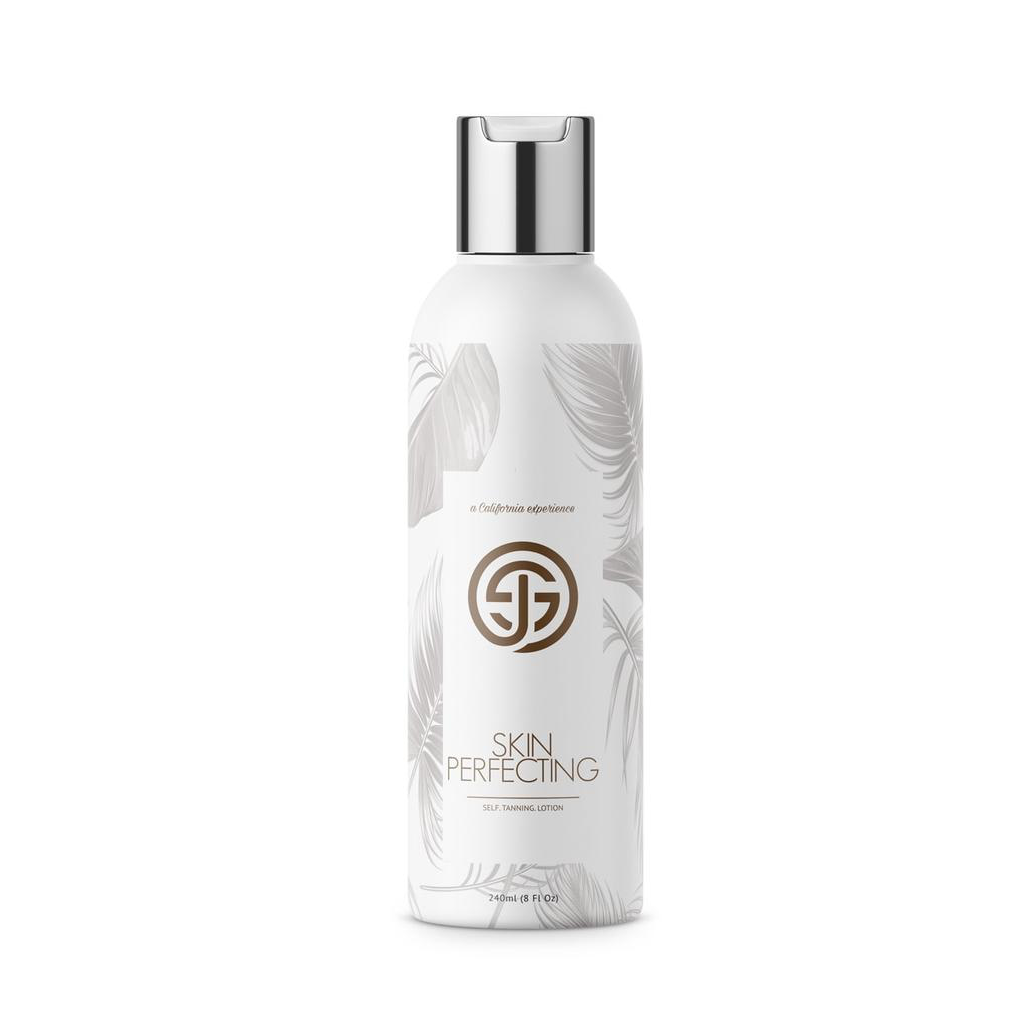 Skin Perfecting Self-Tanning Lotion