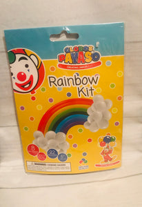 Do It Yourself Rainbow & Clouds Kit