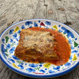 Wood Oven Lasagne