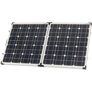 100W Fold Up Solar Panel with 10m Lead