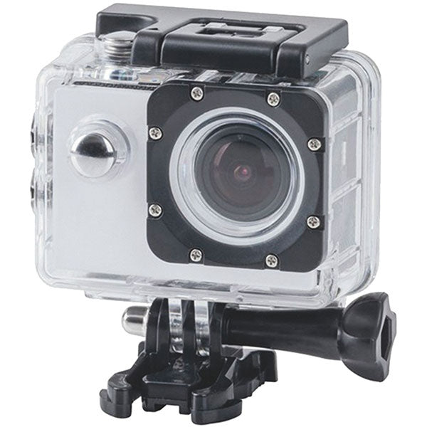 MOVII 1080p Action Camera with LCD