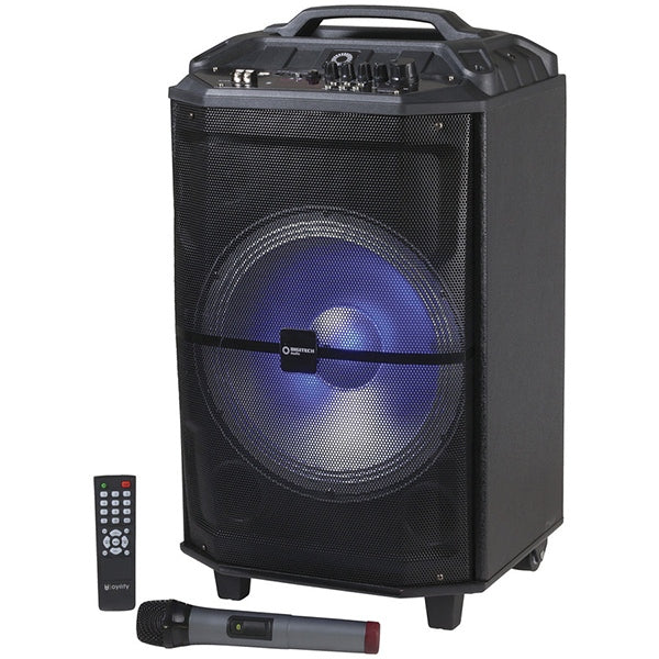 DIGITECH AUDIO 12 Inch Party Speaker with UHF Microphone