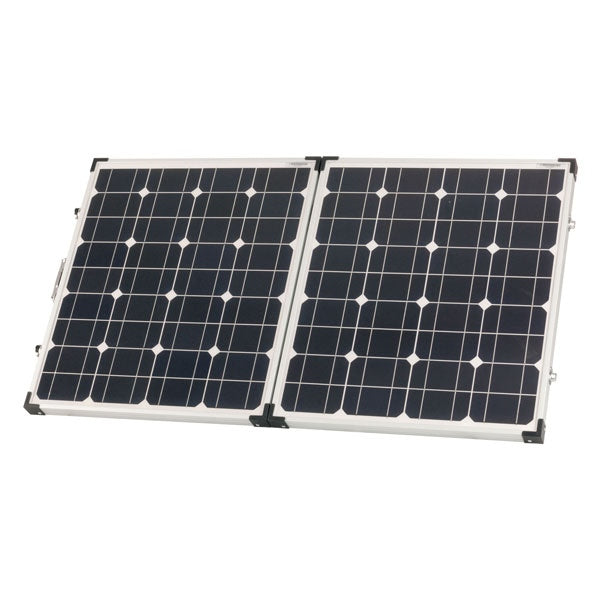 POWERTECH 120W Fold Up Solar Panel with 10m Lead