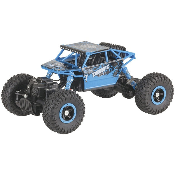 1:16 Scale Blue Off-Road Buggy