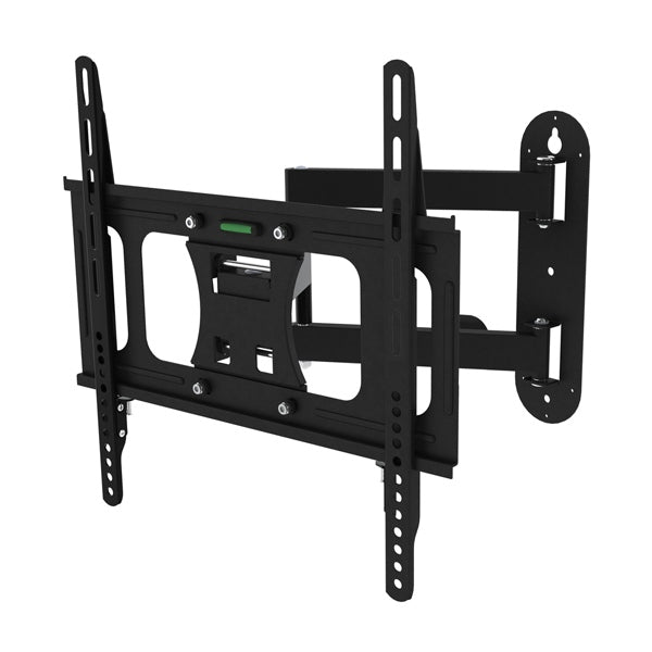 23-55 Inch LCD Monitor Wall Mount Bracket with 180 Degree Swivel