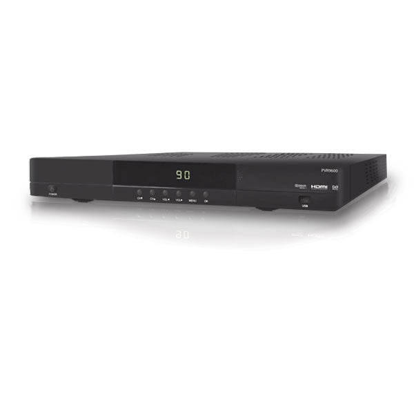 ALTECH UEC Twin Tuner DVBT Set Top Box with PVR