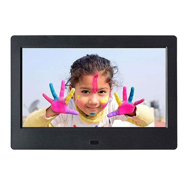 "AVLABS 7"" Hi-Res Digital Photo Frame"