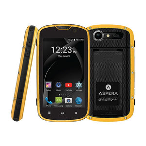 ASPERA R8 Rugged Smart Phone - NETWORK UNLOCKED