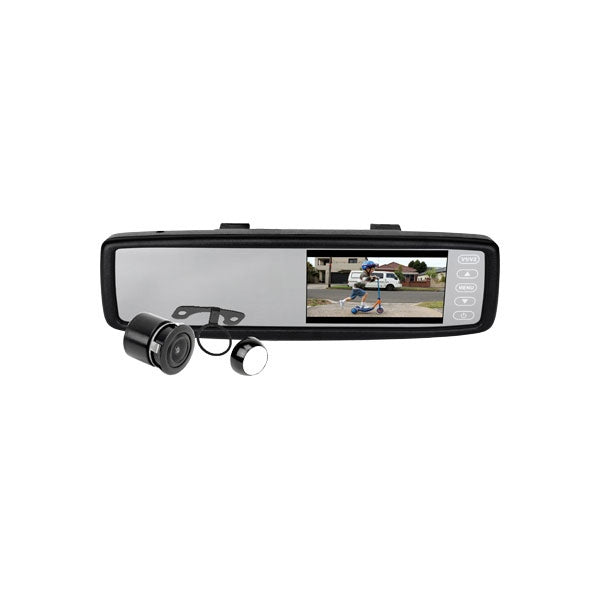 AXIS Rear View Mirror Monitor Camera System