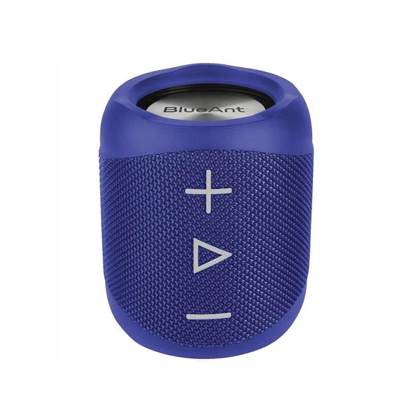 BlueAnt 4288796 X1 Portable 14W Bluetooth Speaker - Blue