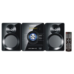 LENOXX DVD Micro System with Bluetooth