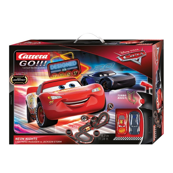 CARRERAGO 72662477 Disney Pixar Cars Racing Set