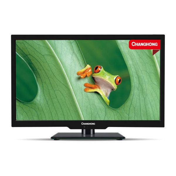 "CHANGHONG 18.5"" (47cm) HD LED TV with 12V input"