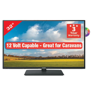 "CHANGHONG 32"" (81cm) HD LED TV & DVD Combo"