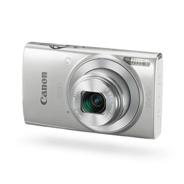 CANON Ixus 190 Digital Camera - Silver
