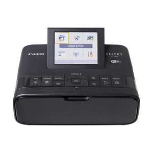 CANON Selphy CP1300 Black Compact Photo Printer with Wi-Fi with Direct Print